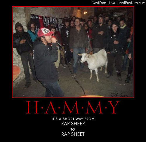 hammy-rap-sheet-sheep-cheap-best-demotivational-posters