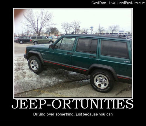 Jeep-Ortunities