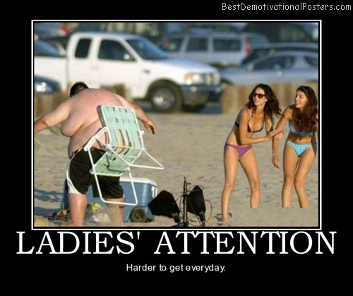 ladies-attention-fat-man-girls-chair-beach-best-demotivational-posters