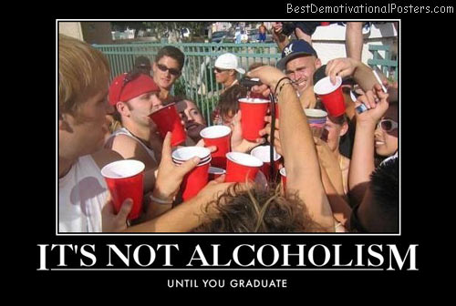 It's Not Alcoholism
