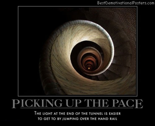 picking-up-the-pace-tunnel-stairsteps-best-demotivational-posters