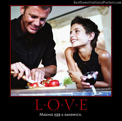 role-reversal-men-love-sandwich-couples-kitchen-best-demotivational-posters