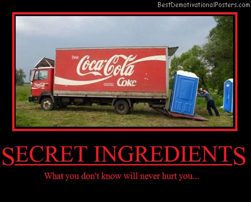 Secret Ingredients