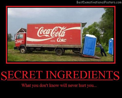 secret-ingredients-coke-truck-best-demotivational-posters