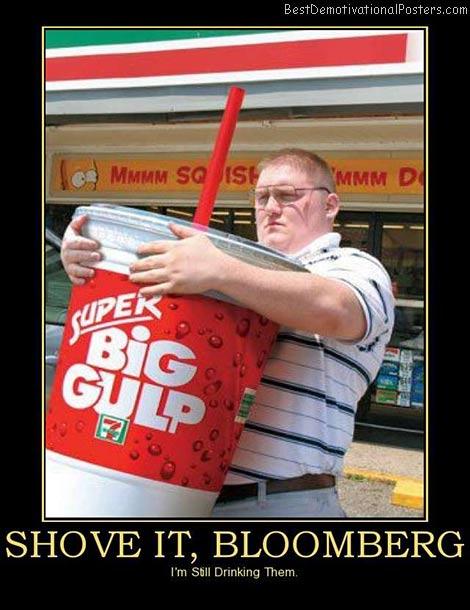 Shove It, Bloomberg