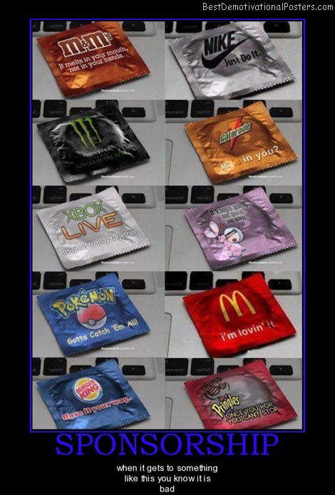 sponsorship-condoms-best-demotivational-posters