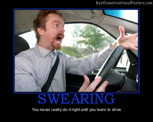 swearing-learn-do-right-drive-best-demotivational-posters
