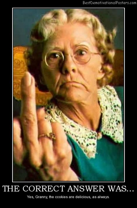 the-correct-answer-was-granny-bad-cookies-best-demotivational-posters