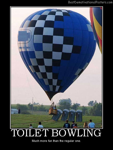 toilet-bowling-fun-sports-best-demotivational-posters