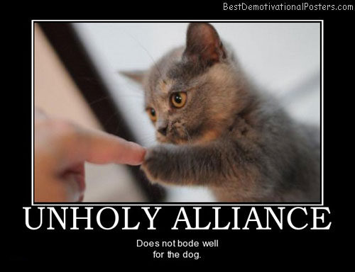 unholy-alliance-kitten-best-demotivational-posters