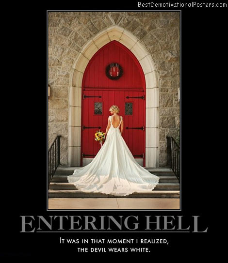 Entering Hell