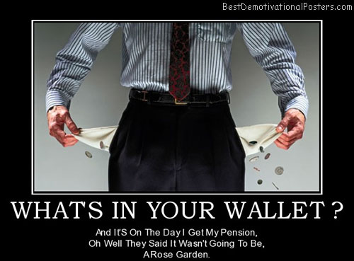 whats-in-your-wallet-money-best-demotivational-posters