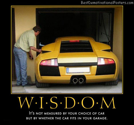 wisdom-elder-lamborghini-park-fail-best-demotivational-posters