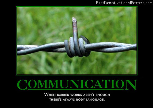 Communication Without Words