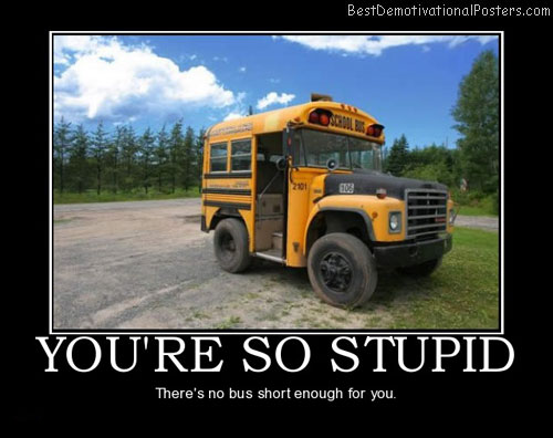 school-bus-vehicle-best-demotivational-posters
