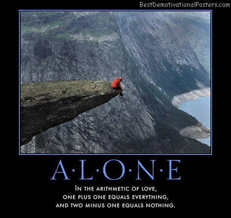 alone-arithmatic-love-everything-nothing-best-demotivational-posters
