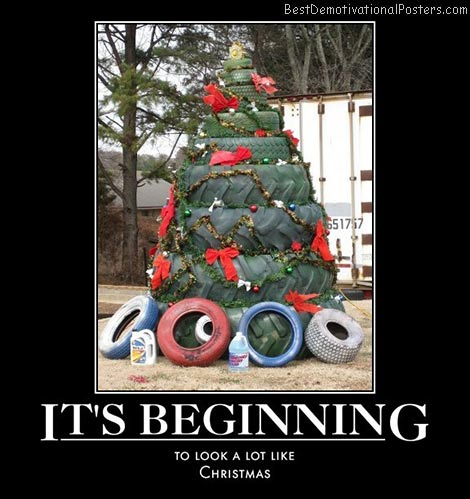 tires-christmas-tree-best-demotivational-posters