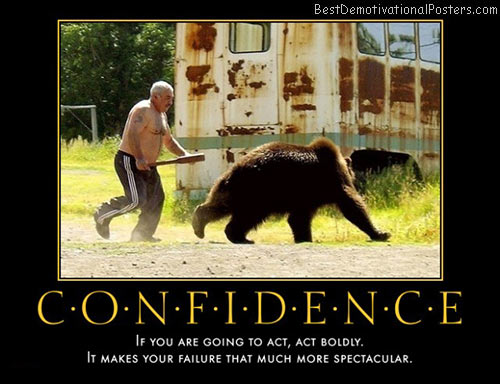 confidence-boldly-bear-club-spectacular-best-demotivational-posters