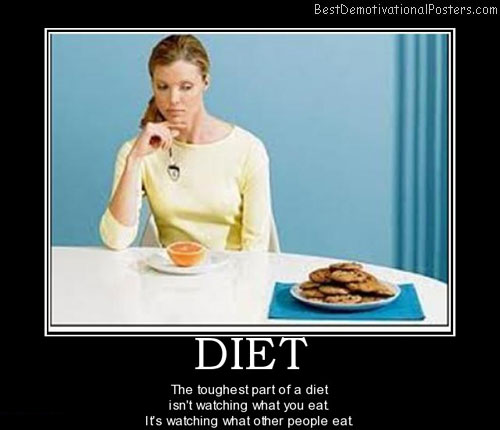 Dietfoodbestdemotivationalquote Diet The Toughest Part Of A Diet Isnt