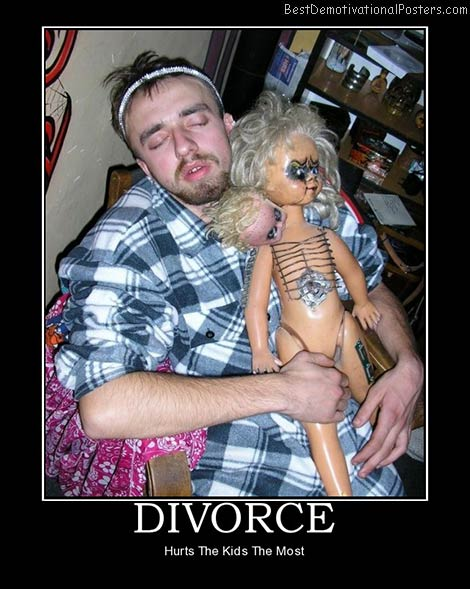 Divorce Hurts