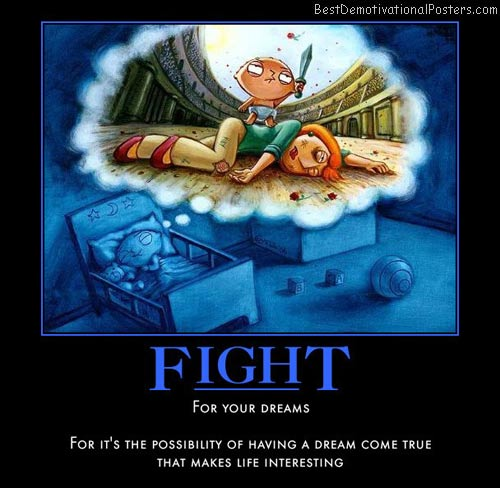 dreams-fight-best-demotivational-posters