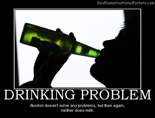 drinking-problem-alcohol-poster