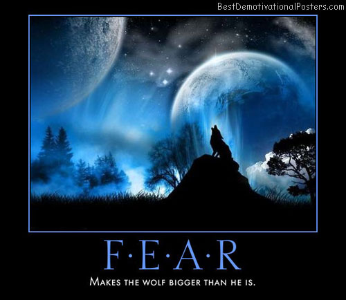 fear-wolf-quote-best-demotivational-posters