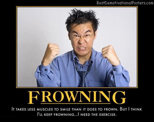 frowning-smile-expression-best-demotivational-posters