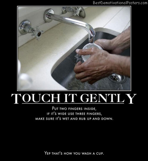 how-to-wash-a-cup-fingers-best-demotivational-posters