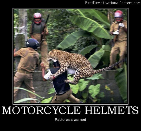 motorcycle-helmets-jungle-mexicans-jaguar-best-demotivational-posters