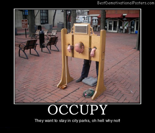 Occupy City Park