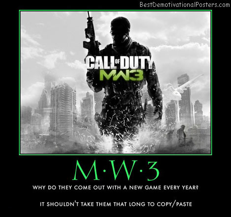 same-game-different-cover-mw3-best-demotivational-posters