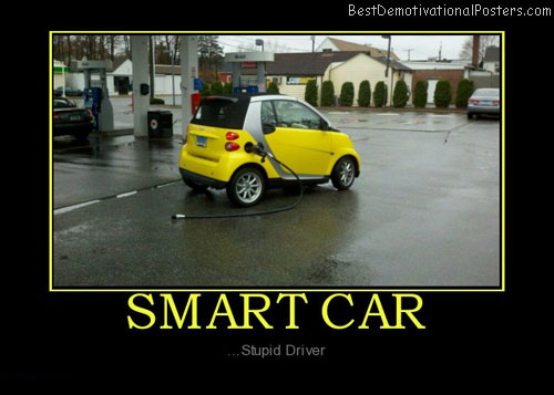 smart-car-stupid-best-demotivational-posters