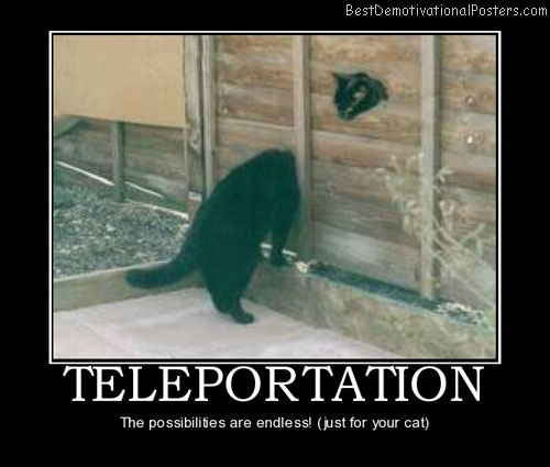 teleportation-cat-weird-best-demotivational-posters