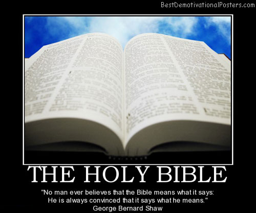 the-holy-bible-christian-believe-best-demotivational-posters