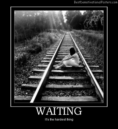 Waiting Suicide