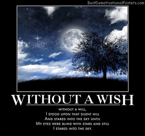 Without A Wish