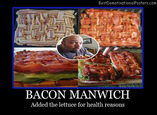 bacon health lettuce best-demotivational-posters