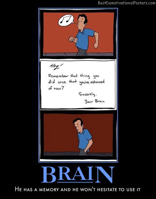 Brain Has Memory