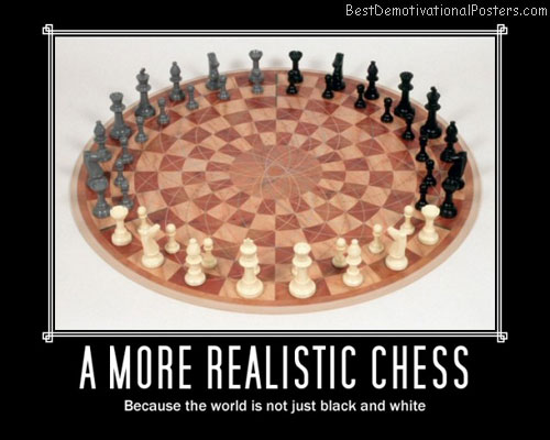 A More Realistic Chess