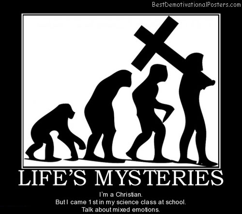 lifes-mysteries-god-science-life-best-demotivational-posters
