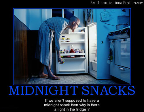 midnight-snack demotivational-posters