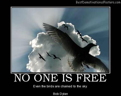 no-one-is-free-bird-chain-sky-best-demotivational-posters