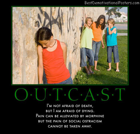 outcast-death-dying-morphine-best-demotivational-poster