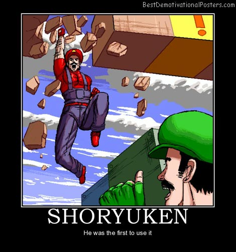 The First Shoryuken