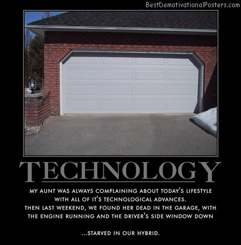 technology-suicide-car-garage-best-demotivational-posters
