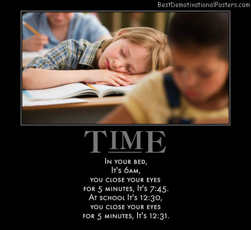 time-bed-school-best-demotivational-posters