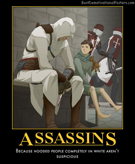 assassins creed anime