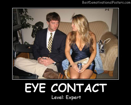 eye-contact best-demotivational-posters