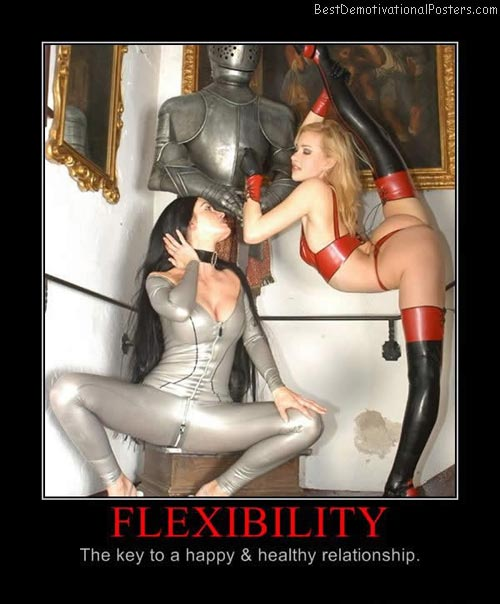 flexibility healthy best-demotivational-posters